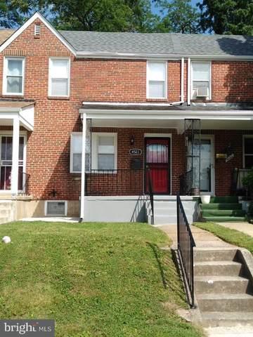 4523 N Rogers Avenue, BALTIMORE, MD 21215 (#MDBA555364) :: Sunrise Home Sales Team of Mackintosh Inc Realtors
