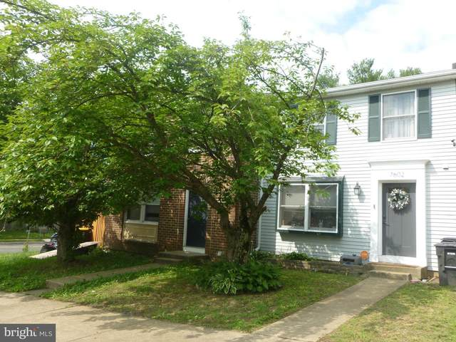 7602 Green Willow Court, LANDOVER, MD 20785 (#MDPG610352) :: The Putnam Group