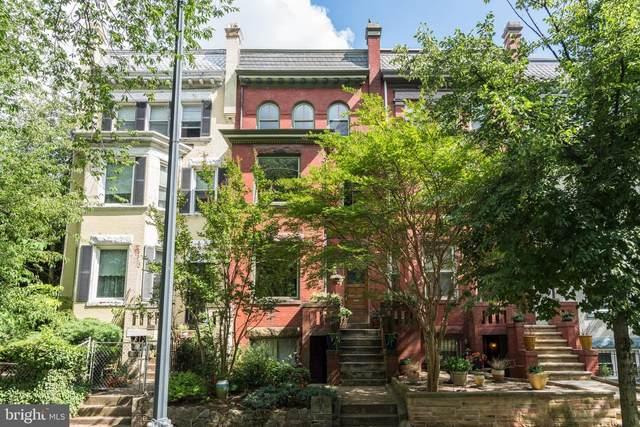 116 Bryant Street NW, WASHINGTON, DC 20001 (#DCDC526932) :: Colgan Real Estate
