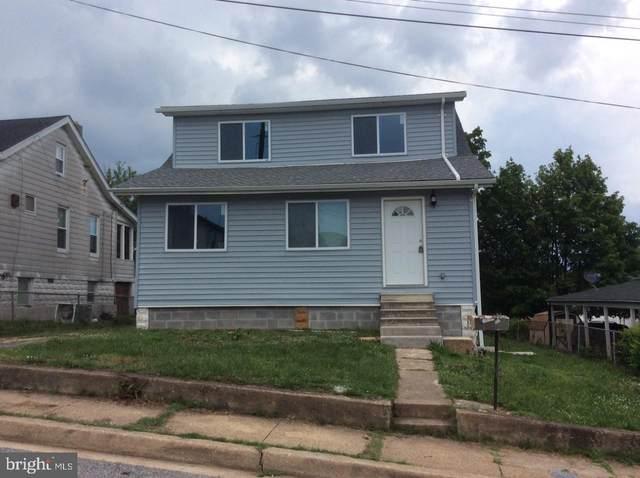 6616 Danville Avenue, BALTIMORE, MD 21224 (#MDBA555380) :: Sunrise Home Sales Team of Mackintosh Inc Realtors