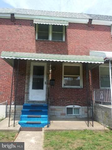 3718 10TH Street, BALTIMORE, MD 21225 (#MDBA555382) :: Sunrise Home Sales Team of Mackintosh Inc Realtors