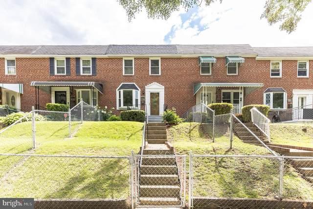 1114 Seminole Avenue, BALTIMORE, MD 21229 (#MDBA555388) :: Colgan Real Estate