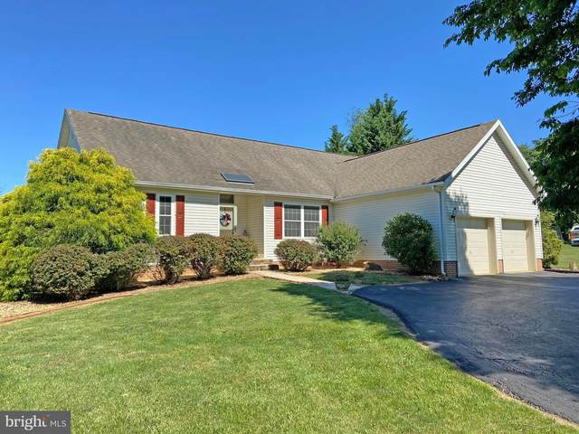 150 Shipper Court, MARTINSBURG, WV 25404 (#WVBE186862) :: The Licata Group / EXP Realty