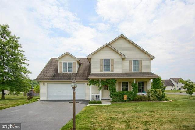 51 Meade Drive, CARLISLE, PA 17013 (#PACB136106) :: Iron Valley Real Estate