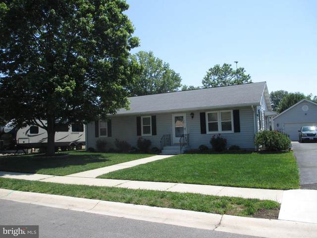 319 S 3RD Street, DENTON, MD 21629 (#MDCM125694) :: The Riffle Group of Keller Williams Select Realtors