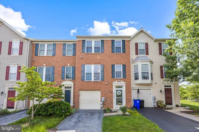 6128 Newport Terrace, FREDERICK, MD 21701 (#MDFR284390) :: The Piano Home Group