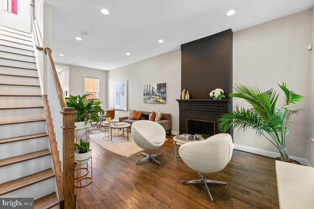 538 11TH Street SE, WASHINGTON, DC 20003 (#DCDC526952) :: Jacobs & Co. Real Estate
