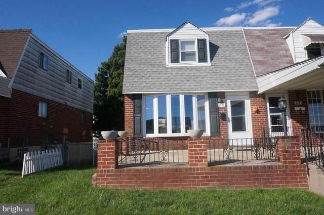 3421 Aubrey Avenue, PHILADELPHIA, PA 19114 (#PAPH1028352) :: The Mike Coleman Team