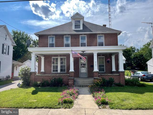 212 South Park, MERCERSBURG, PA 17236 (#PAFL180522) :: TeamPete Realty Services, Inc