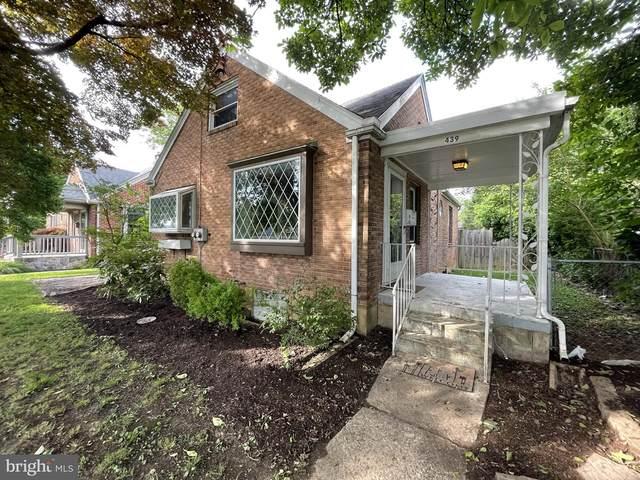 439 Wayne Avenue, CHAMBERSBURG, PA 17201 (#PAFL180524) :: Bruce & Tanya and Associates