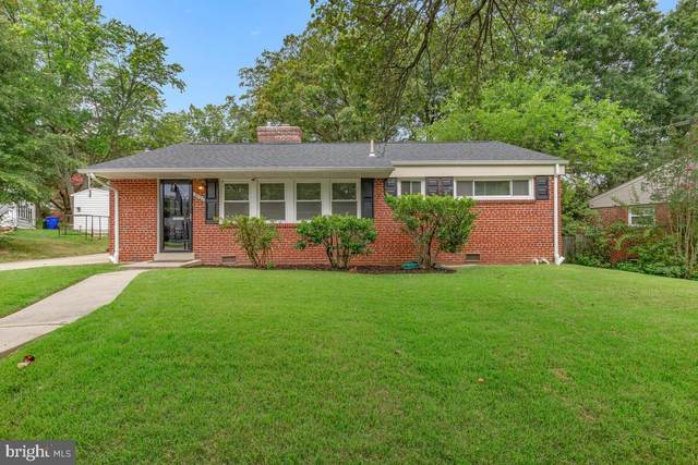 4002 College Heights Drive, UNIVERSITY PARK, MD 20782 (#MDPG610372) :: Colgan Real Estate