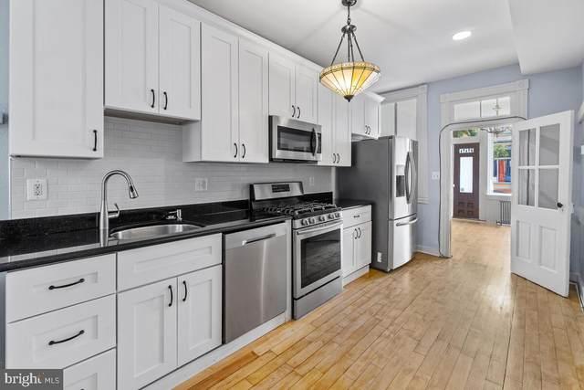 36 S Carrollton Avenue, BALTIMORE, MD 21223 (#MDBA555398) :: Sunrise Home Sales Team of Mackintosh Inc Realtors