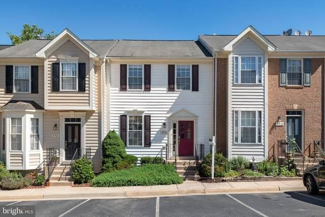 354 Kirby Street, MANASSAS PARK, VA 20111 (#VAMP114874) :: Arlington Realty, Inc.