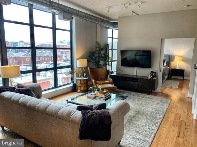 2020 12TH Street NW #705, WASHINGTON, DC 20009 (#DCDC526966) :: Bowers Realty Group