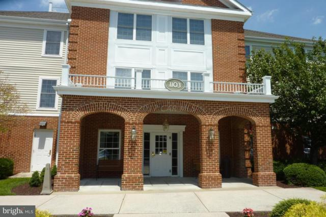 1103 S Schumaker Drive C-200, SALISBURY, MD 21804 (#1001564534) :: The Windrow Group