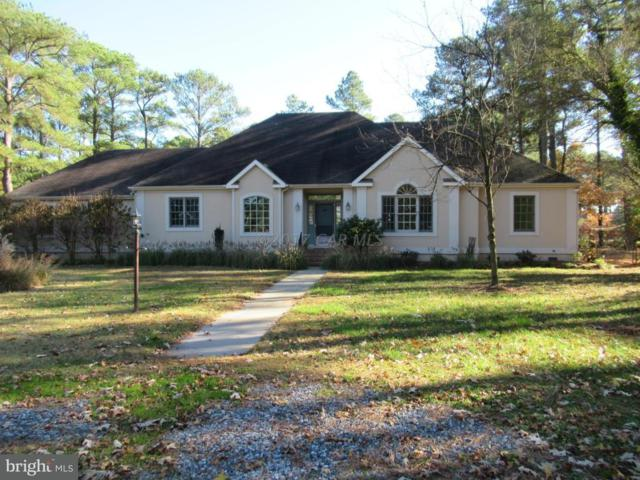 5109 Old Auger Road, CRISFIELD, MD 21817 (#1001560358) :: The Rhonda Frick Team