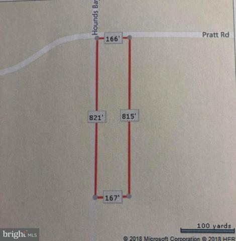 Lot 19-3.0 Pratt Road, SALISBURY, MD 21801 (#1001560524) :: The Rhonda Frick Team