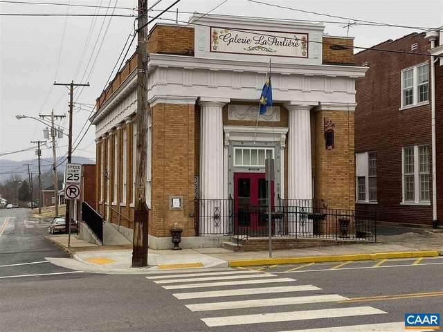 186 S Main Street, AMHERST, VA 24521 (#613527) :: AJ Team Realty