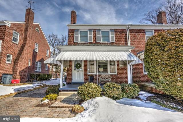 704 Fountain Avenue, LANCASTER, PA 17601 (#PALA2000004) :: The Joy Daniels Real Estate Group