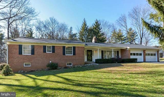5404 Woodlyn Court, FREDERICK, MD 21703 (#MDFR2000002) :: The Vashist Group