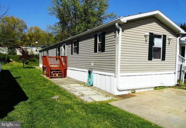 226 Ella Welch Way, LOTHIAN, MD 20711 (#MDAA2000010) :: Corner House Realty