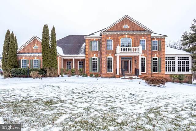 11024 Gaither Hunt Lane, COLUMBIA, MD 21044 (#MDHW2000006) :: AJ Team Realty