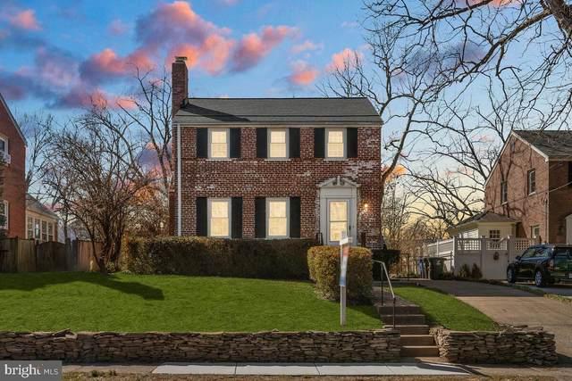 924 N Larrimore Street, ARLINGTON, VA 22205 (#VAAR2000008) :: The Riffle Group of Keller Williams Select Realtors