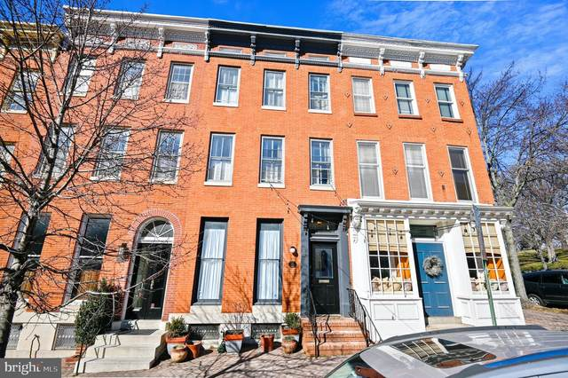 226 Warren Avenue, BALTIMORE, MD 21230 (#MDBA2000010) :: Colgan Real Estate
