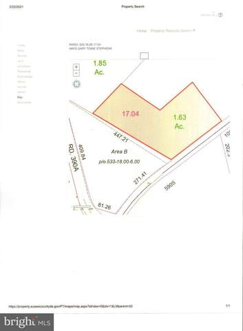 Lot 4 Johnson Road, SELBYVILLE, DE 19975 (#DESU2000010) :: Barrows and Associates