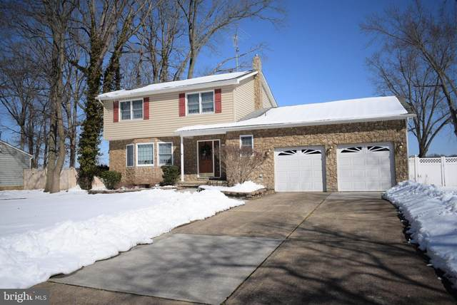 27 Oxford Drive, HIGHTSTOWN, NJ 08520 (#NJME2000012) :: Boyle & Kahoe Real Estate