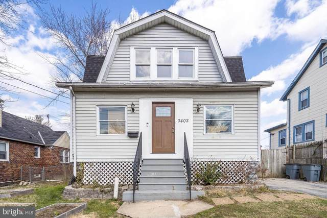 3402 Southern Avenue, BALTIMORE, MD 21214 (#MDBA2000050) :: SURE Sales Group