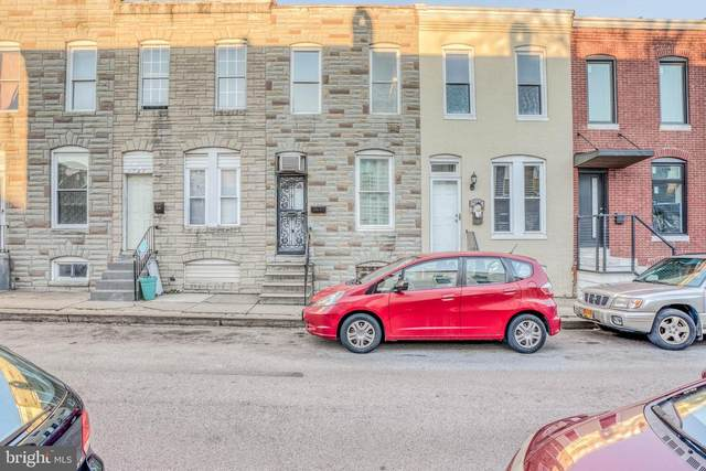 2727 Miles Avenue, BALTIMORE, MD 21211 (#MDBA2000070) :: Crossman & Co. Real Estate