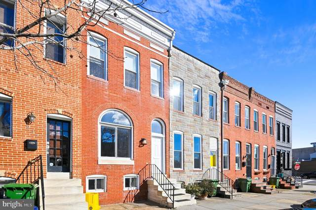 839 S Kenwood Avenue, BALTIMORE, MD 21224 (#MDBA2000078) :: The Sky Group