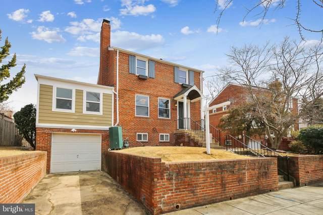 3825 17TH Place NE, WASHINGTON, DC 20018 (#DCDC2000046) :: EXIT Realty Enterprises