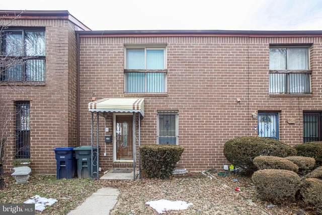 822 Wheeler Hill Drive SE #822, WASHINGTON, DC 20032 (#DCDC2000052) :: The Gus Anthony Team