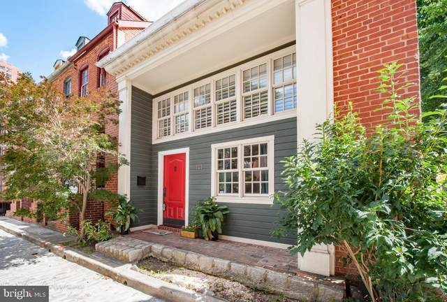 125 Welcome Alley, BALTIMORE, MD 21201 (#MDBA2000090) :: Lucido Agency of Keller Williams