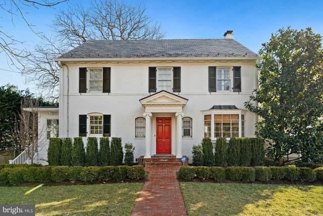 5014 Glenbrook Terrace NW, WASHINGTON, DC 20016 (#DCDC2000062) :: Mortensen Team