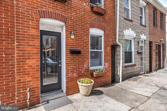 2205 Essex Street, BALTIMORE, MD 21224 (#MDBA2000092) :: The Riffle Group of Keller Williams Select Realtors