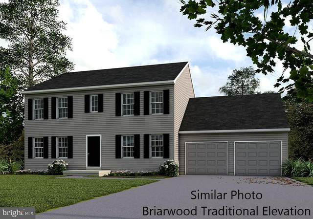 Briarwood Model At Fox Run Creek, DOVER, PA 17315 (#PAYK2000020) :: The Heather Neidlinger Team With Berkshire Hathaway HomeServices Homesale Realty