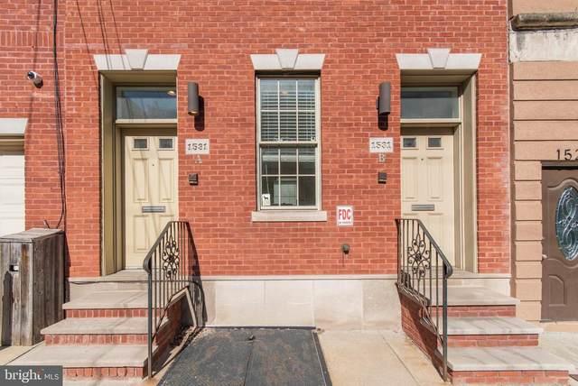 1531 Bainbridge Street A, PHILADELPHIA, PA 19146 (#PAPH2000122) :: REMAX Horizons