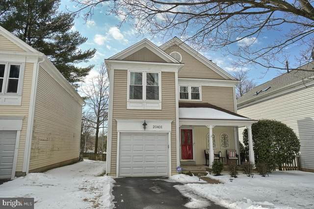 20401 Alderleaf Terrace, GERMANTOWN, MD 20874 (#MDMC2000092) :: The Maryland Group of Long & Foster Real Estate