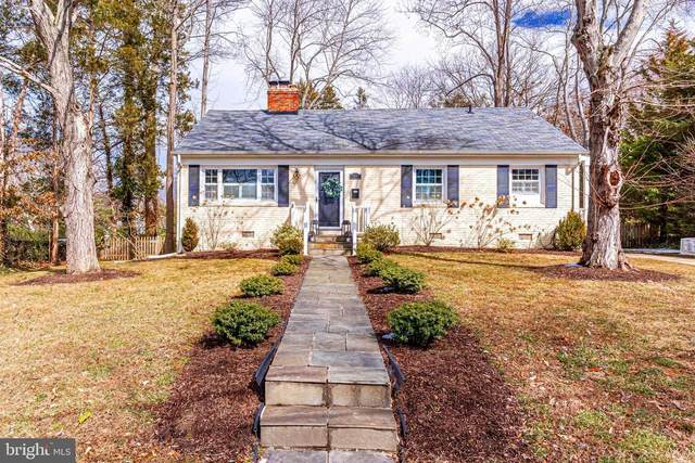 7813 Yorktown Drive, ALEXANDRIA, VA 22308 (#VAFX2000104) :: Blackwell Real Estate