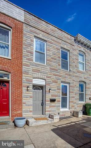 32 E Barney Street, BALTIMORE, MD 21230 (#MDBA2000110) :: Shawn Little Team of Garceau Realty