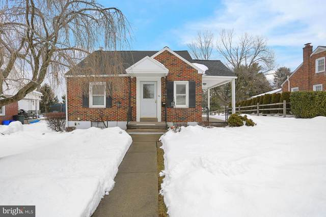 123 Spring Crest Boulevard, READING, PA 19608 (#PABK2000024) :: The Toll Group