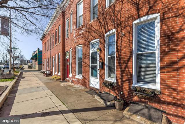 1338 E Fort Avenue, BALTIMORE, MD 21230 (#MDBA2000112) :: EXIT Realty Enterprises