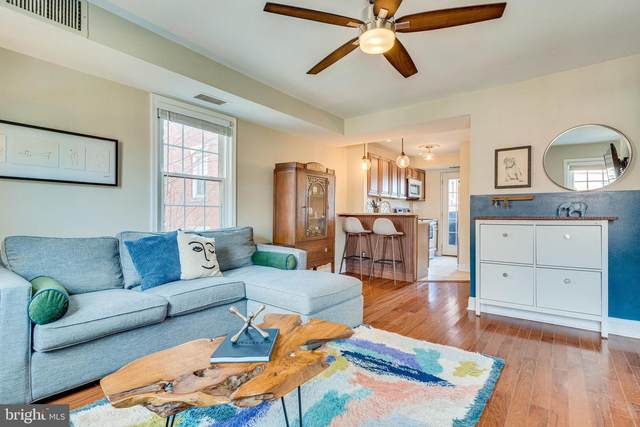1313 E Abingdon Drive #3, ALEXANDRIA, VA 22314 (#VAAX2000030) :: The Daniel Register Group