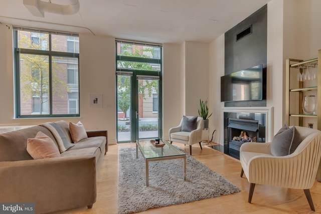 1201 N Garfield Street #110, ARLINGTON, VA 22201 (#VAAR2000046) :: Colgan Real Estate