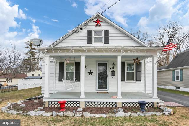 7 S George Street, MECHANICSBURG, PA 17055 (#PACB2000018) :: Iron Valley Real Estate