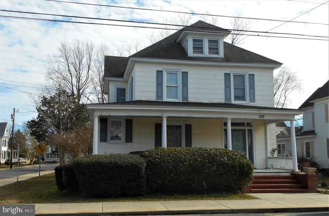 100 West End, CAMBRIDGE, MD 21613 (#MDDO2000002) :: ExecuHome Realty