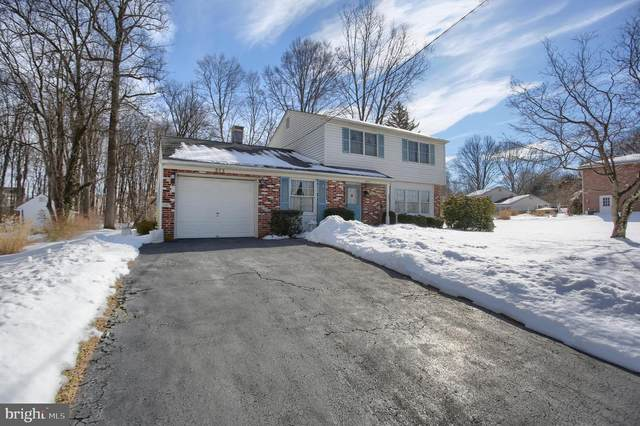973 Gorson Drive, WARMINSTER, PA 18974 (#PABU2000056) :: McClain-Williamson Realty, LLC.